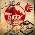 Diggy Simmons - Can't Relate ft. Yo Gotti Artwork