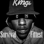 Dillon Cooper - Survival of the Fittest Artwork