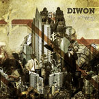 Diwon ft. Mikhael, Open Mike Eagle & Nissim - Try Stopping Artwork