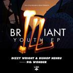 Dizzy Wright ft. Big Remo - BrILLiant Youth Artwork