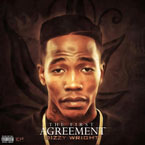 Dizzy Wright ft. Nikkiya & Manny Scott - The First Agreement Artwork