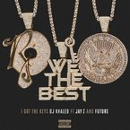 DJ Khaled - I Got The Keys ft. Jay Z & Future Artwork