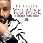 DJ Khaled - You Mine ft. Trey Songz, Future & Jeremih Artwork