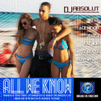 DJ ABSOLUT ft. Swizz Beatz, Ray J, Ace Hood, Bow Wow & Fat Joe - All We Know Artwork