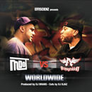 DJ Brans ft. Armageddon & M-Dot - Worldwide Artwork