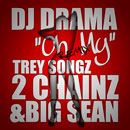 DJ Drama ft. Trey Songz, 2 Chainz &amp; Big Sean - Oh My (Remix) Artwork