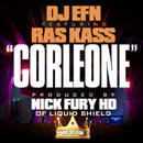 DJ EFN ft. Ras Kass - Corleone Artwork