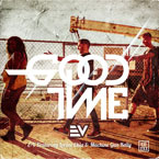 DJ E-V ft. Lorine Chia & Machine Gun Kelly - Good Time Artwork