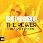 DJ Fresh ft. Dizzee Rascal - The Power Artwork