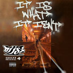 DJ JS-1 ft. O.C. - Turn the Tables Artwork