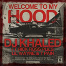 DJ Khaled ft. Rick Ross, Plies, T-Pain & Lil Wayne - Welcome to My Hood Artwork