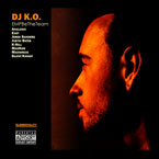 DJ K.O. ft. Silent Knight, Jered Sanders, Justin Bates, K-Hill, East, MadKem - Stand Up! Artwork