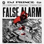 DJ Prince ft. Skyzoo - False Alarm Artwork
