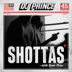 DJ Prince ft. Sean Price - Shottas Artwork