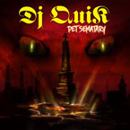 DJ Quik - Pet Semetary Artwork