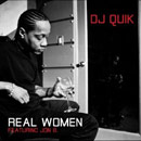 DJ Quik ft. Jon B - Real Women Artwork