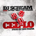DJ Scream ft. Future, Wale & Ludacris - Cee-Lo Artwork