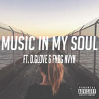 DJ Sidereal ft. D.Glove & Finding Novyon - Music in My Soul Artwork
