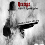 DJ Skizz ft. Jaysaun & Ripshop - Revenge Artwork