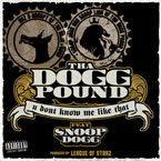 Tha Dogg Pound ft. Snoop Dogg - U Dont Know Me Like That Artwork