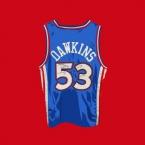 Don Scott - Darryl Dawkins Artwork