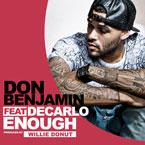 Don Benjamin ft. DeCarlo - Enough Artwork