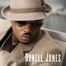 Donell Jones - Love Like This Artwork