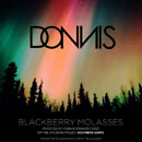 Donnis - Blackberry Molasses Artwork