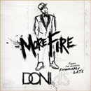 Donnis - More Fire Artwork