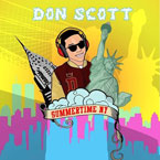 Don Scott - Summertime NY Artwork