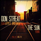 The Sun (Remix)  Artwork
