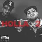 The Doppelgangaz - Holla x 2 Artwork