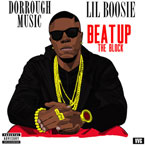 Dorrough ft. Boosie Badazz - Beat Up the Block Artwork