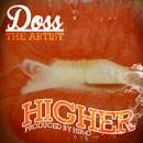 Doss The Artist - Higher Artwork