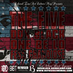 Dox Black ft. One Be Lo & Fess Grandiose - The Five Artwork