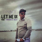 D.Prince ft. Lunchbox Riot - Let Me In Artwork