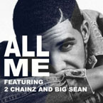 Drake ft. 2 Chainz & Big Sean - All Me Artwork