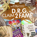 D.R.G. - Claim 2 Fame Artwork