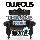 Dujeous ft. Skyzoo - Throne (Remix) Artwork