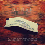Duran - Almost Perfect Artwork