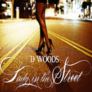 D. Woods - Lady in the Street Artwork