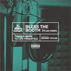 Dylan Owen - There's More To Life (Bless The Booth Freestyle) Artwork