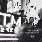 Dyme-A-Duzin - Enter The Crown ft. Wati Heru Artwork