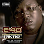 E-40 ft. Young Jeezy, Chris Brown, French Montana, Red Cafe &amp; Problem - Function (Remix) Artwork