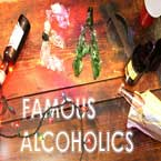 East Americans - Famous Alcoholics Artwork