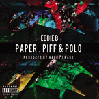 Eddie B ft. Sean Price & Termanology - The Warning Artwork