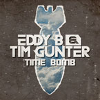 Eddy B &amp; Tim Gunter - Time Bomb Artwork