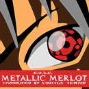 Metallic Merlot Artwork