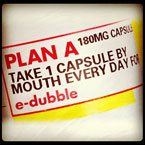 e-dubble - Plan A Artwork