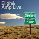 Eligh &amp; Amp Live ft. The Grouch &amp; Zumbi  - Destination Unknown Artwork